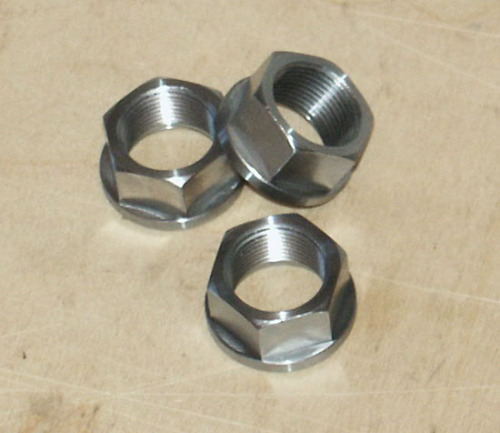 SOHC Camshaft Bevel Securing Nut
