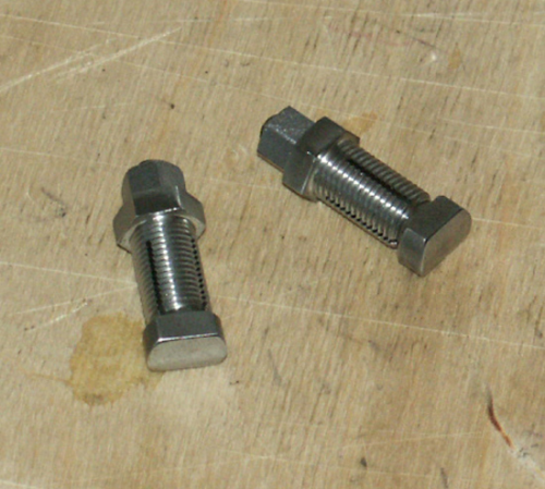SOHC Rocker Arm Tappet Adjuster Assembly (3 Parts)