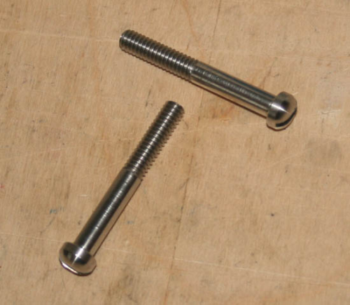 SOHC Crankcase Sump Screw - Very Long size screw