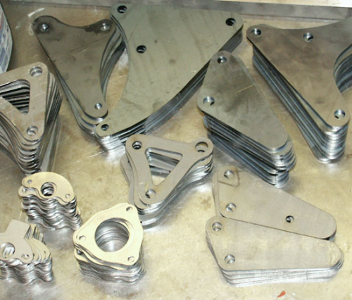 Engine Plates And Fabricated Parts