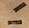BTH KD1 Serial Number Label