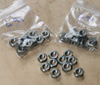 "5/16"" BSC Full Nut - Stainless: Pack of 10"