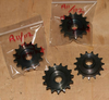 Norton 15 Tooth Magneto Sprocket - Magneto Side