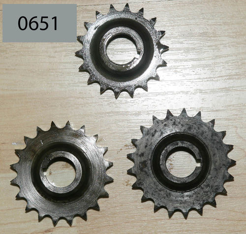 SOHC Featherbed Engine Sprocket - 17T to 22T Available