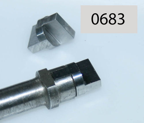 "SOHC Oldham Coupling (Top and Bottom) - Std Size - 3/16"" Thickness: (Each)"