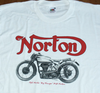 Norton 1936 'Works Big Plunger' 30M T-Shirt