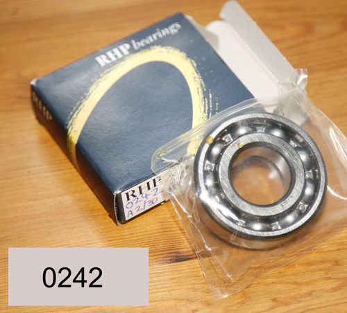 OHV/SV Main Bearing - Drive Side Ball Bearing - C3 Fit : Model 1, 16H, 18, ES2.