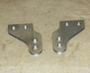SOHC Norton - Front Saddle Extension Brackets