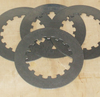 Norton Clutch Plates - Plain (Early Type)