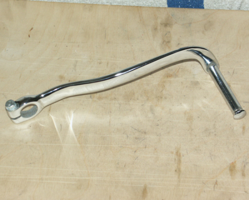 Norton International Gear Lever