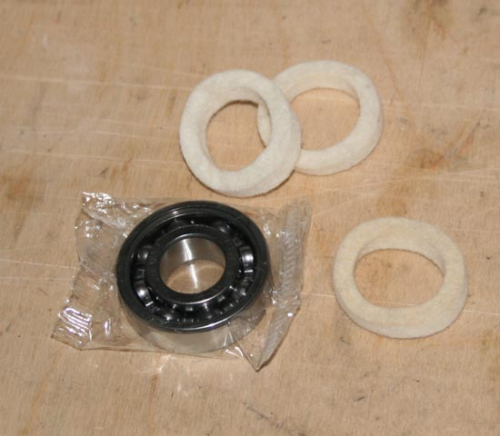 Norton Wheel Bearing - Felt Washer