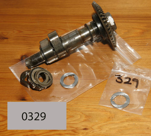 Camshaft Back Bearing Distance Piece