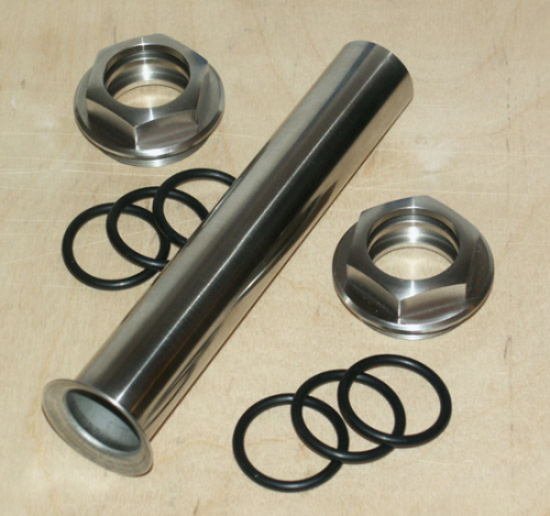600cc Vertical Coupling Tube Set