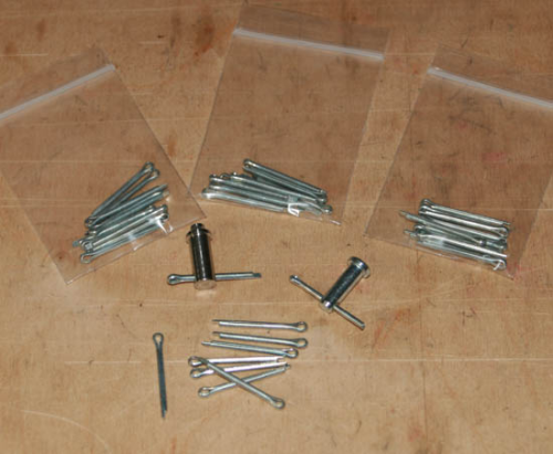 "3/32 x 1"" Split Pin - Pack of 10"