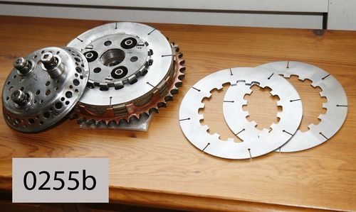 Norton Clutch Plates - Manx Type Competition/HD Plain Plates (pre-AMC Type)