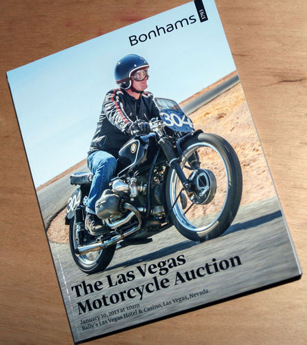 Bonhams Catalog - 10th January 2013: Las Vegas Motorcycle Auction