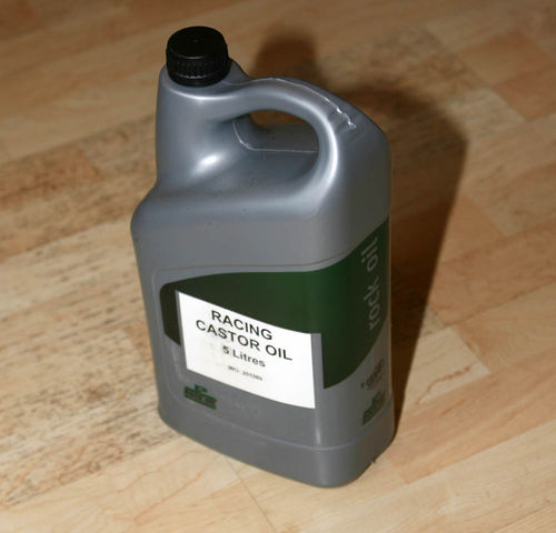 Rock Oil - Racing Castor Oil - 5 litre