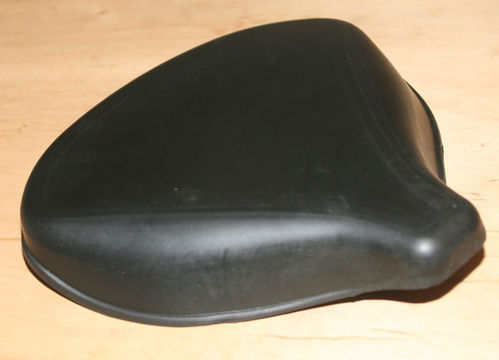 Competition Rubber Saddle Cover - Dunlop Small Version : Replica