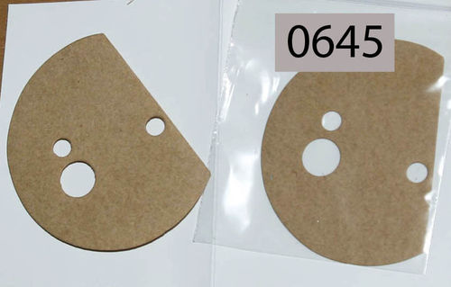 Rev Clock/Speedo (Chronometric) Back Gasket