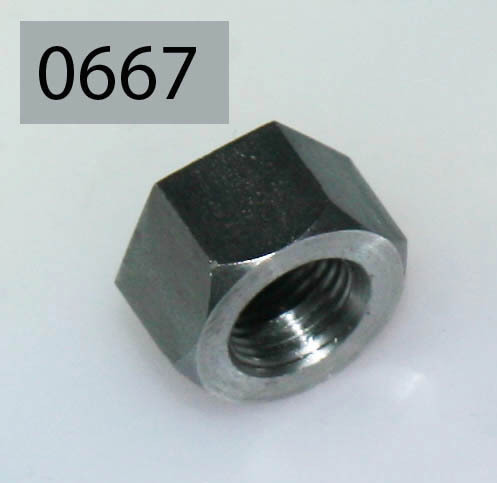 "SOHC E3224 3/8"" x 26tpi BSC Engine Bolt Nut - Stainless Steel"