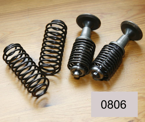 Douglas 2 3/4hp - Valve Springs - Set of 4