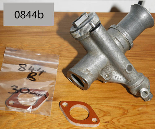 Tufnol Flange to Fit Amal TT/RN/Monobloc/Concnetric Carbs - 30mm Bore (i.e 500cc)