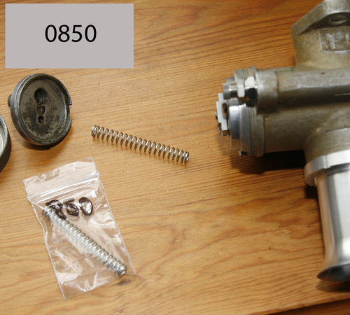 Air Adjuster/Early Type Throttle Spring to fit Original Amal TT/RN carbs (Each)