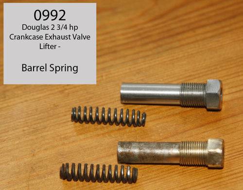 Douglas 2 3/4hp - Timing Case Exhaust Lifter Spring - (Each)