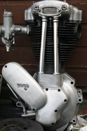 1948-55 OHV Engine - Complete (Norton type) Cheesehead SS Bar-turned Screw Set - (Future Order)